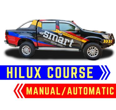 Toyata Hilux Manual