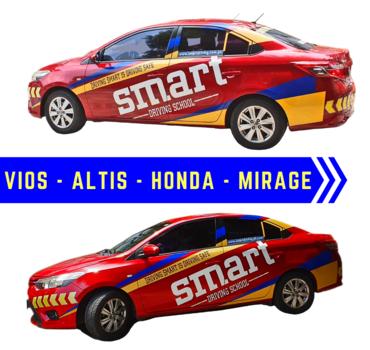 Sedan Automatic Course