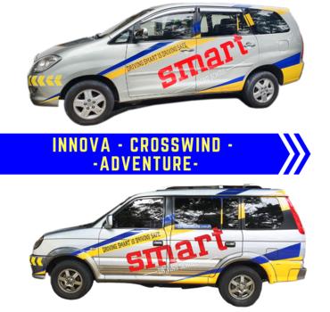 Innova / Crosswind / Adventure Manual Course