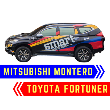 Toyota Fortuner or Mitsubishi Montero A/T Masteral Executive Course