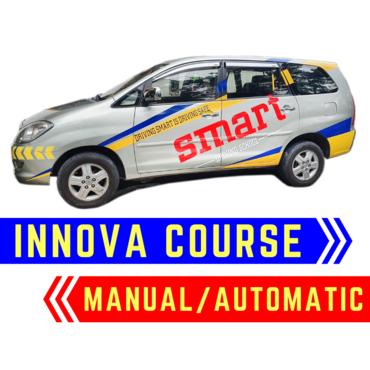 Toyota Innova Automatic Course