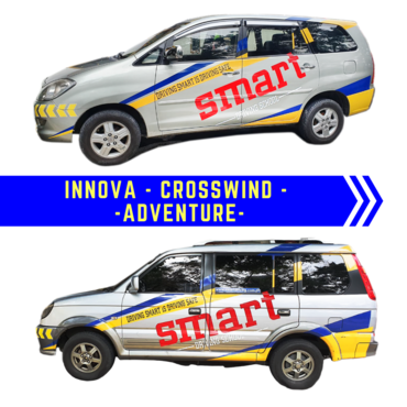 Innova / Crosswind Manual Trans. Executive Course