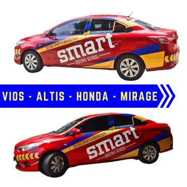 Manual Sedan Smart Course