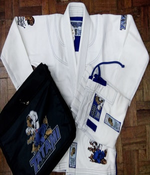 Tatami Thinker Monkey Kids Gi