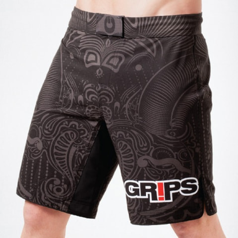 Grips MMA Short Warrior's Instinct