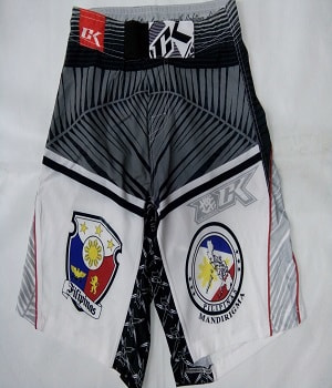 Contract Killer MMA Short Pilipinas Mandirigma