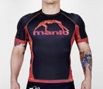 Manto Rash Guard Lava