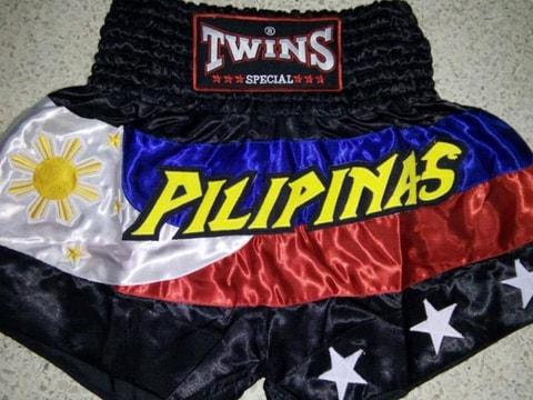 Twins Muaythai Short Pilipinas