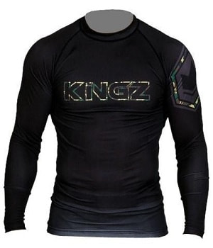 Kingz Rashguard Camo