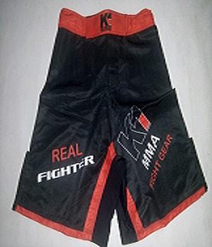 K-1 Samurai MMA Short