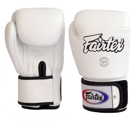Fairtex BGV1 Leather Gloves 8.oz
