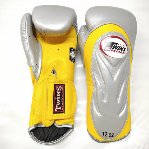 Twins Ironman Boxing Gloves 12.oz