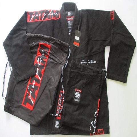 TATAMI RED BAR BLACK