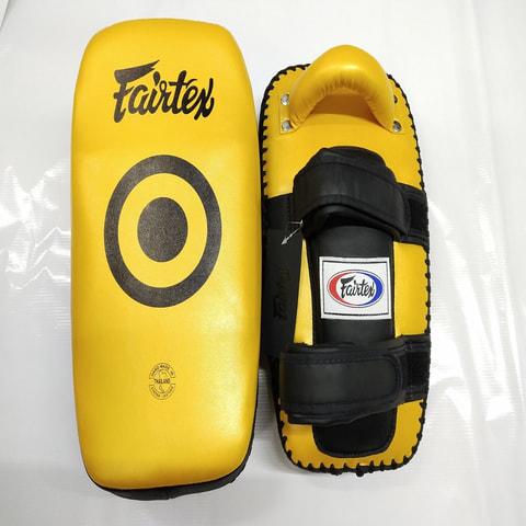 Fairtex Thai Pads Gold