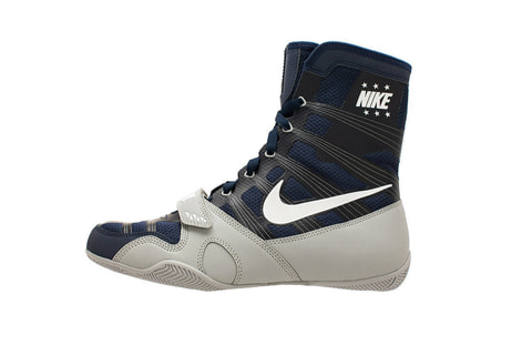Nike Hyper KO Navy Blue/Grey