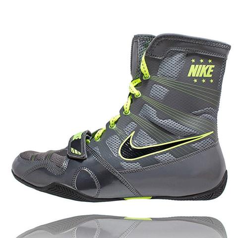 Nike Hyper KO Grey/Neon Green