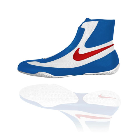 Nike Machomai Blue/White