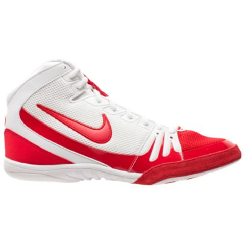 Nike Freek White/Red
