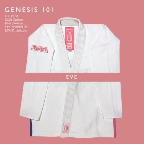 Crusader Genesis White x Eve