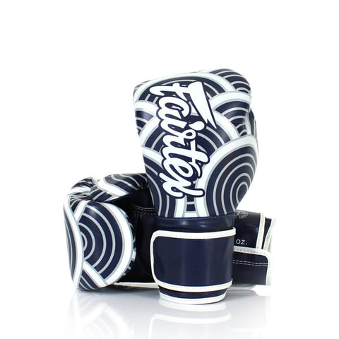 Fairtex Gloves BGV14 Wave of Kanagawa 10.oz