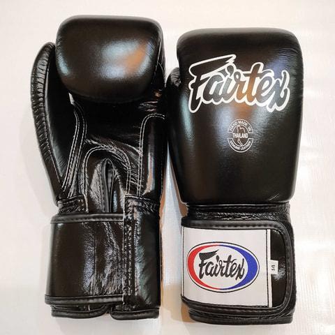 Fairtex  BGV1 Leather Gloves 12.oz