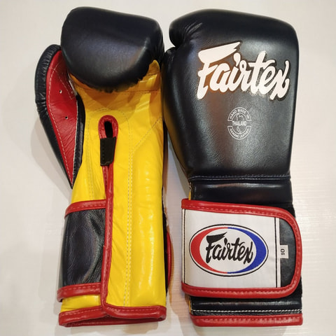 BGV9 Fairtex Mexican Style Gloves 12.oz