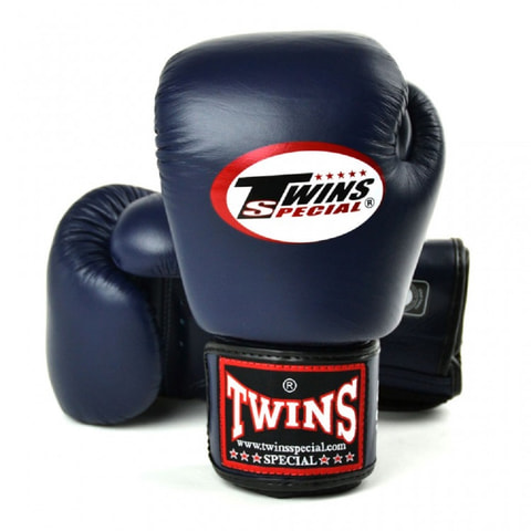 Twins Boxing Gloves Navy Blue