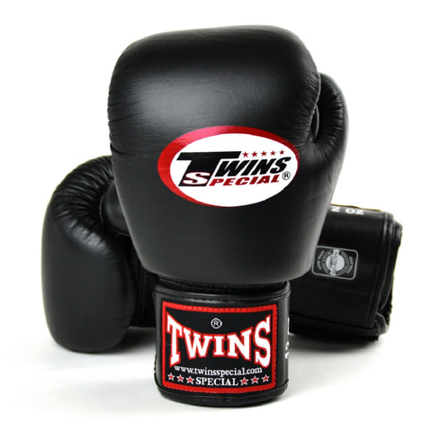 Twins Boxing Gloves [Black]
