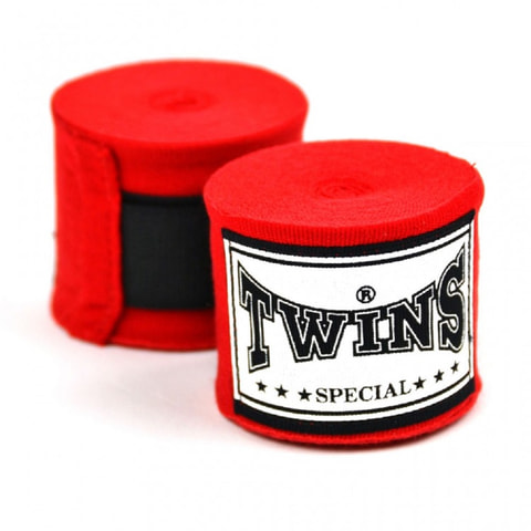 Twins Elasticized Fabric Handwraps