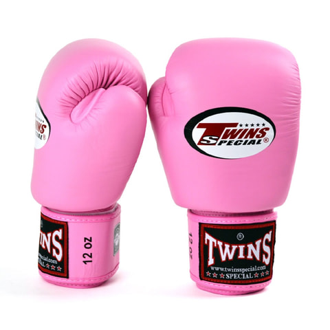 Twins Boxing Gloves Pink
