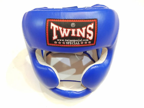 Twins Special Headgear [Blue]