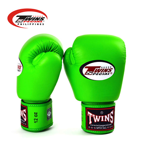 Twins Special Boxing Gloves [Apple Green]