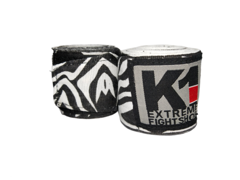K-1 Fancy Elastic Handwraps