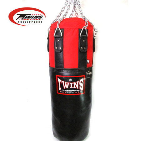 Twins Heavy Duty Leather Punching Bag