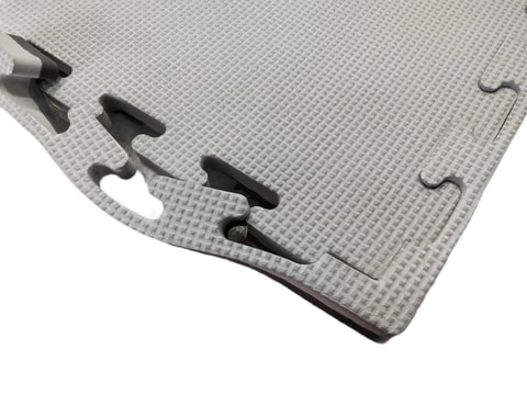 BJJ Puzzle Matts [Black/Gray]
