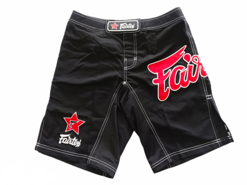 FAIRTEX MMA Fight Shorts [Black]