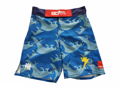 STORM 'Know Wave' Board Shorts [BLUE]