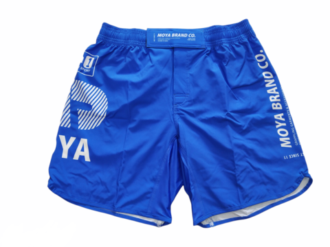 MOYA MMA Swiss Training Shorts [Blue]