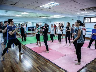 Femme Fatale Women's MMA Workshop