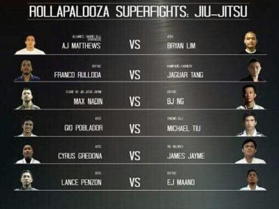 Rollapalooza in Fightcon