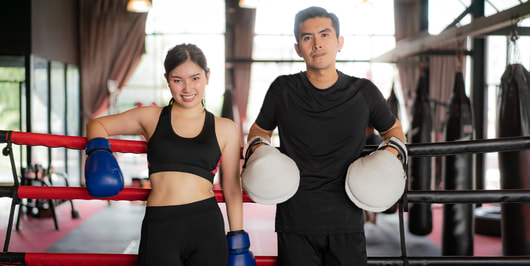 The Fundamentals of a Boxer's Workout by Pacific Cross Wellness Digest